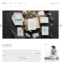 mint: design, art, fashion, and wedding blog by ellie snow