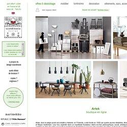 ARTEK, design finlandais