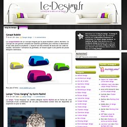le blog de la décoration et du design -Page design 11
