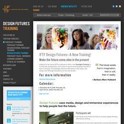 Design Futures Training