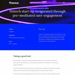 Thence UI/UX Design Agency