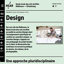 Design - Haute école des arts du Rhin