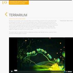Design I/O - Terrarium