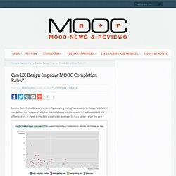 UX Design peut-il améliorer les taux d'achèvement des MOOC?