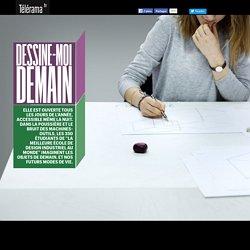 Une école de design industriel où l'on dessine demain