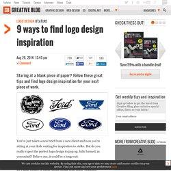 Where to find logo design inspiration