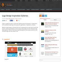 Logo Design Inspiration Galleries