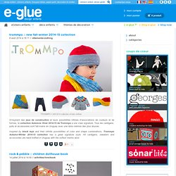 DESIGN FOR KIDS & latest trends by E-GLUE studio