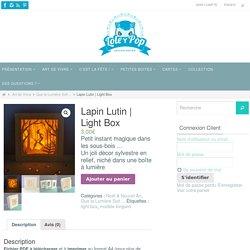 Light Box - Lole y Pop
