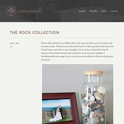 Blog and Web Design Portfolio of Adrian Pelletier