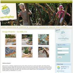 Design Projects – La Jolla, CA | Earthplay
