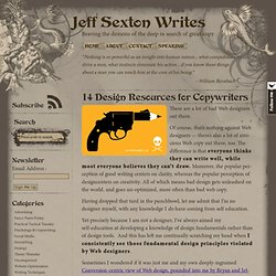 Resources for Copywriters