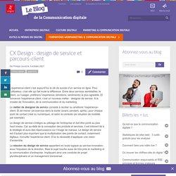 CX Design : design de service et parcours-client