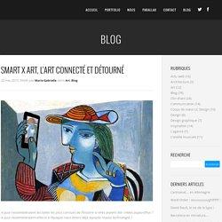 Smart x Art, l'art connecté et détourné - Lc design