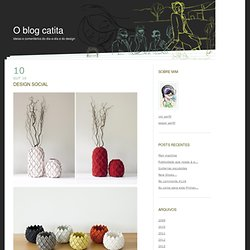 Design Social - O blog catita
