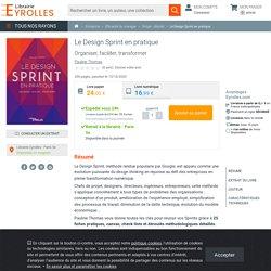Le Design Sprint en pratique - Pauline Thomas