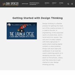 Design Thinking for Teachers