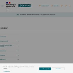 Le design thinking pour réinventer le CDI - Réseau Canopé