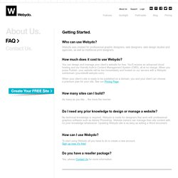 Design a Website Without Code