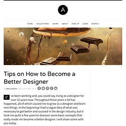 better designer tips