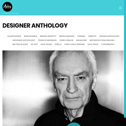 designer anthology – Pagina 2 – Aideastudio