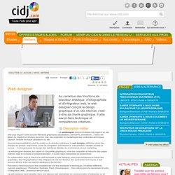 Web designer : études, métier, diplômes, salaire, formation