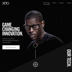 DITTO | Designer Glasses & Sunglasses, Video Try-On