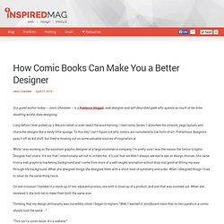 How Comic Books Can Make You a Better Designer