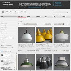 Designer, Art Deco & Retro Ceiling Lighting