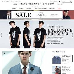 Luxury Designer Clothing