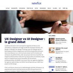 UX Designer vs UI Designer: le grand débat