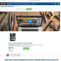 MAGIX Web Designer Premium - Panoramica