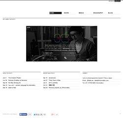 Artist, Designer, Programmer, DJ, VJ, Composer -iOSFlashVideo