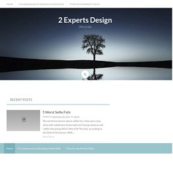 Web Design Blog, Web Designer Resources | 2experts Design