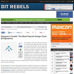 Designer's Toolkit: The Most Popular Design