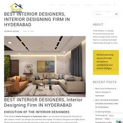 Home furniture designing in Hyderabad