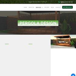 Pergola Designers Melbourne