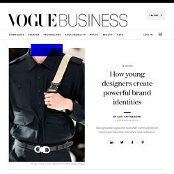How young designers create powerful brand identities