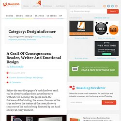Design Informer - The Latest in Web and Graphic Design
