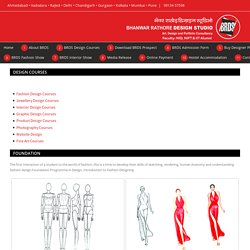 Best Fashion Design College in Ahmedabad - Rathore University