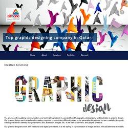 Graphic designing company in Qatar