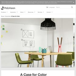 Designing with Colored Edge Custom Whiteboards