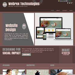 Website Designing Company, Web Development Services