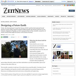 Designing a Future Earth