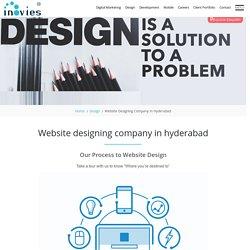 Inovies web designing company in hyderabad