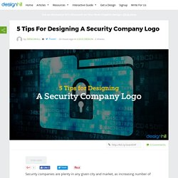 5 Tips For Designing A Security Company Logo – Designhill