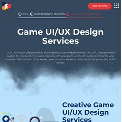 Top-notch Game UI/UX Designing Services At Shiv Technolabs