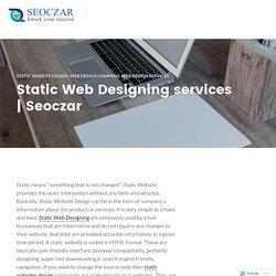 Seoczar – Seoczar Web Designing Services
