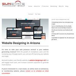 Website Designing Company in Arizona