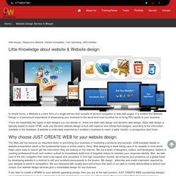 Web designing services in Bhopal